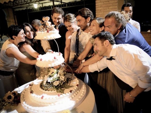 Il matrimonio di Tatiana e Emanuele a Castel Gandolfo, Roma 17