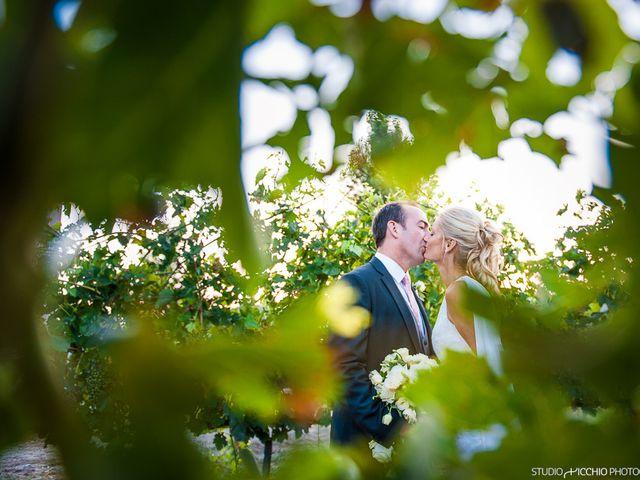 le nozze di Anna e Stephan
