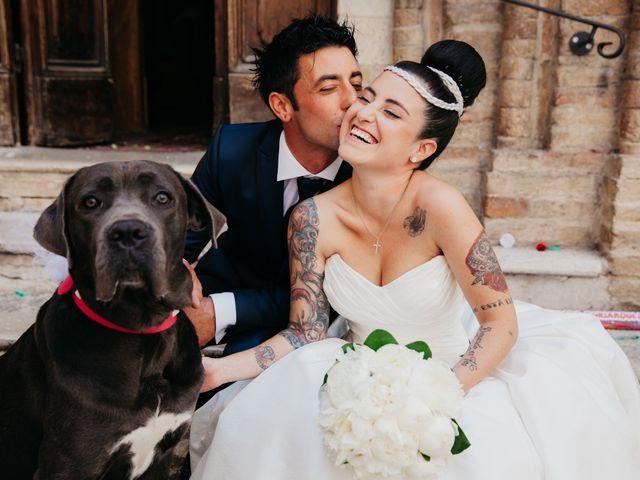 Il matrimonio di Pietro e Brenda a Macerata, Macerata 2