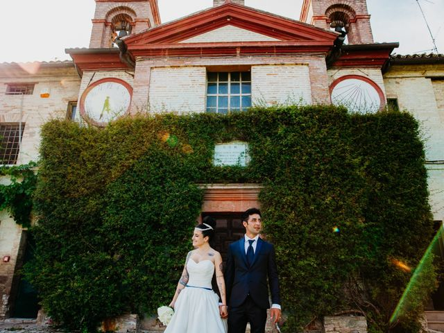 Il matrimonio di Pietro e Brenda a Macerata, Macerata 30