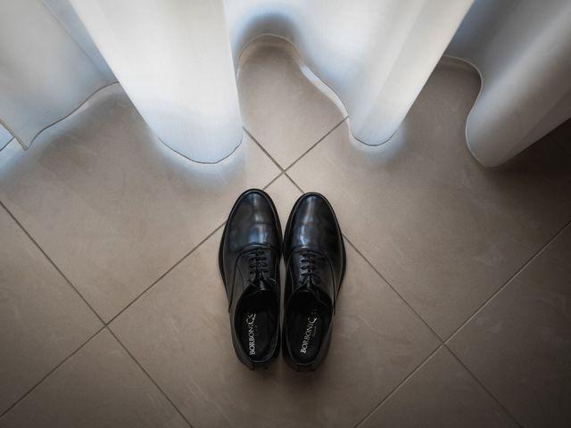 Il matrimonio di Gianluca e Maria a San Severo, Foggia 10