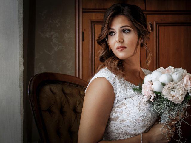 Il matrimonio di Gianluca e Maria a San Severo, Foggia 12