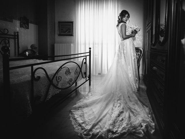 Il matrimonio di Gianluca e Maria a San Severo, Foggia 15