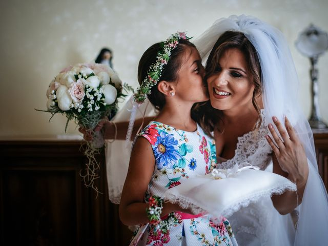 Il matrimonio di Gianluca e Maria a San Severo, Foggia 20