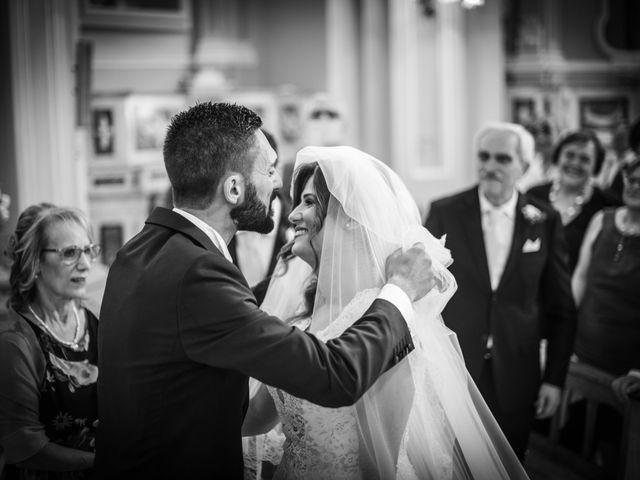 Il matrimonio di Gianluca e Maria a San Severo, Foggia 21