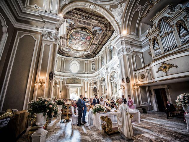 Il matrimonio di Gianluca e Maria a San Severo, Foggia 23