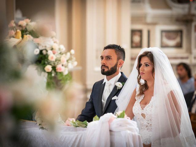 Il matrimonio di Gianluca e Maria a San Severo, Foggia 24