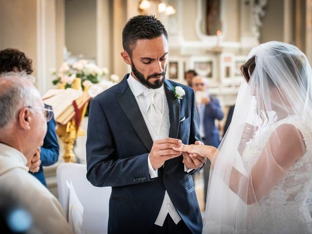 Il matrimonio di Gianluca e Maria a San Severo, Foggia 26