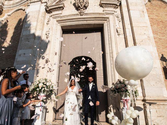 Il matrimonio di Gianluca e Maria a San Severo, Foggia 27