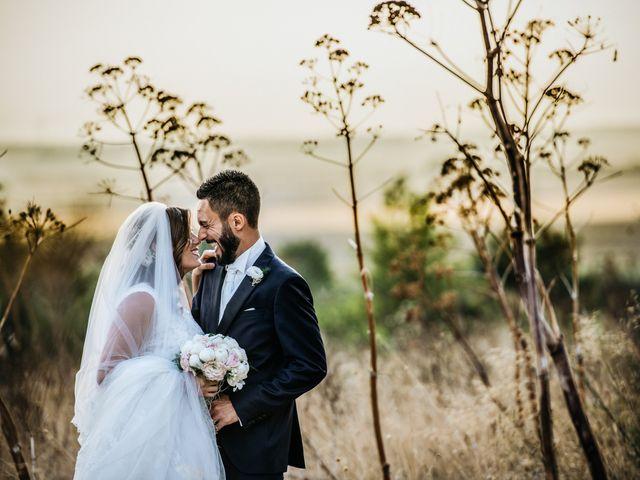 Il matrimonio di Gianluca e Maria a San Severo, Foggia 28