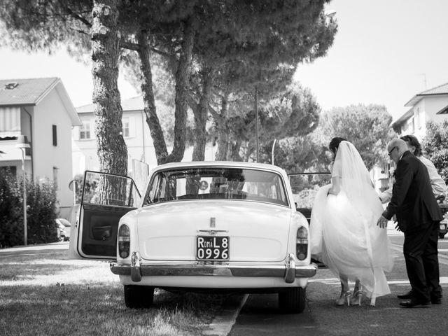 Il matrimonio di Enrico e Laura a Dozza, Bologna 6