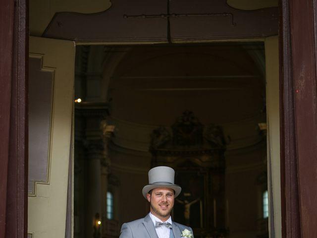 Il matrimonio di Enrico e Laura a Dozza, Bologna 8