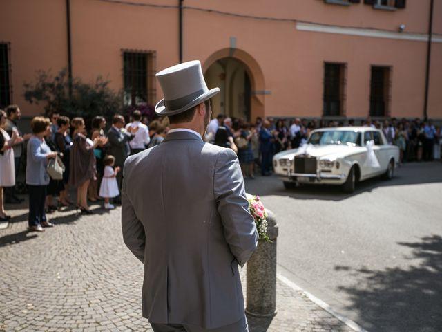 Il matrimonio di Enrico e Laura a Dozza, Bologna 9
