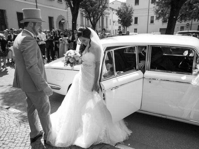 Il matrimonio di Enrico e Laura a Dozza, Bologna 10