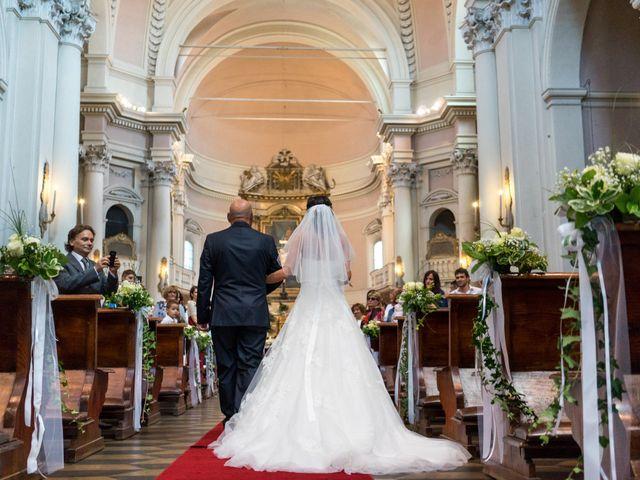 Il matrimonio di Enrico e Laura a Dozza, Bologna 12