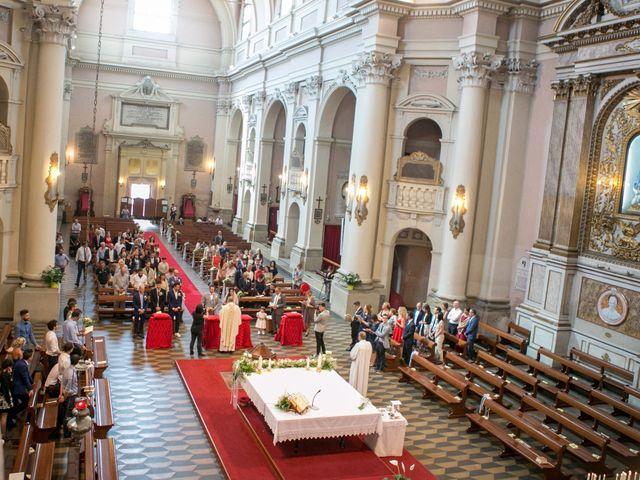 Il matrimonio di Enrico e Laura a Dozza, Bologna 14