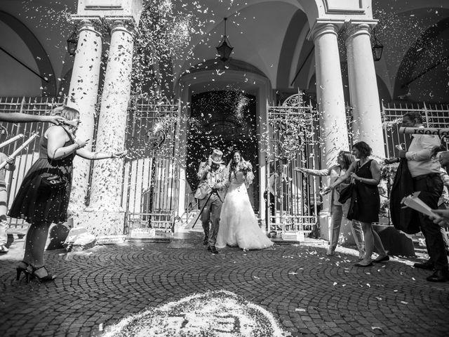 Il matrimonio di Enrico e Laura a Dozza, Bologna 17
