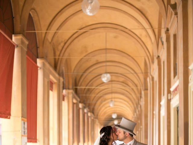 Il matrimonio di Enrico e Laura a Dozza, Bologna 19