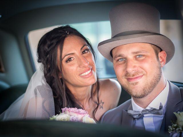 Il matrimonio di Enrico e Laura a Dozza, Bologna 20