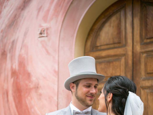 Il matrimonio di Enrico e Laura a Dozza, Bologna 22