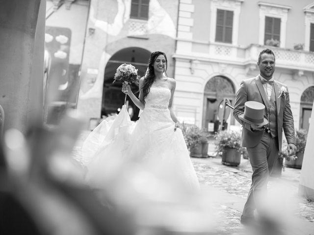 Il matrimonio di Enrico e Laura a Dozza, Bologna 24