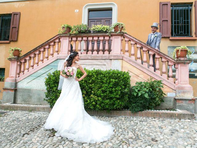 Il matrimonio di Enrico e Laura a Dozza, Bologna 25