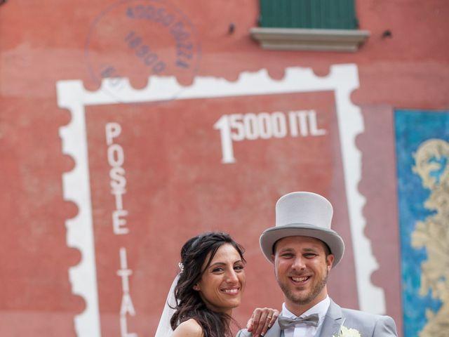 Il matrimonio di Enrico e Laura a Dozza, Bologna 26