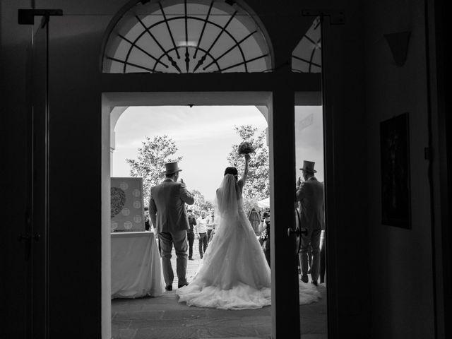 Il matrimonio di Enrico e Laura a Dozza, Bologna 27