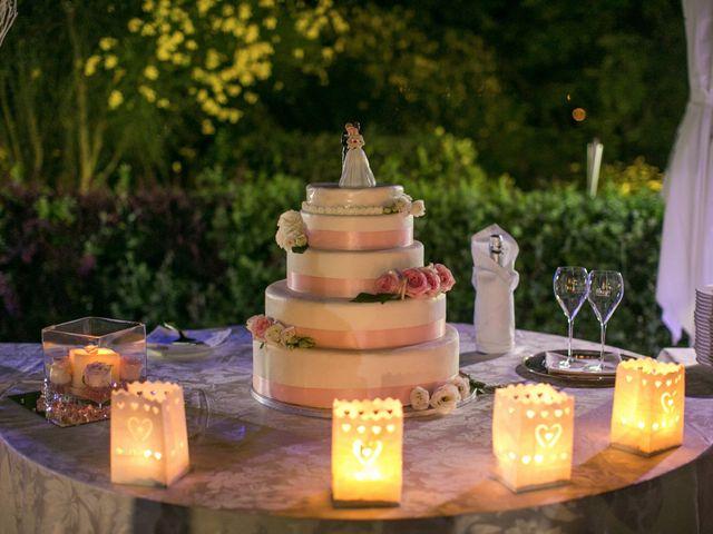Il matrimonio di Enrico e Laura a Dozza, Bologna 35