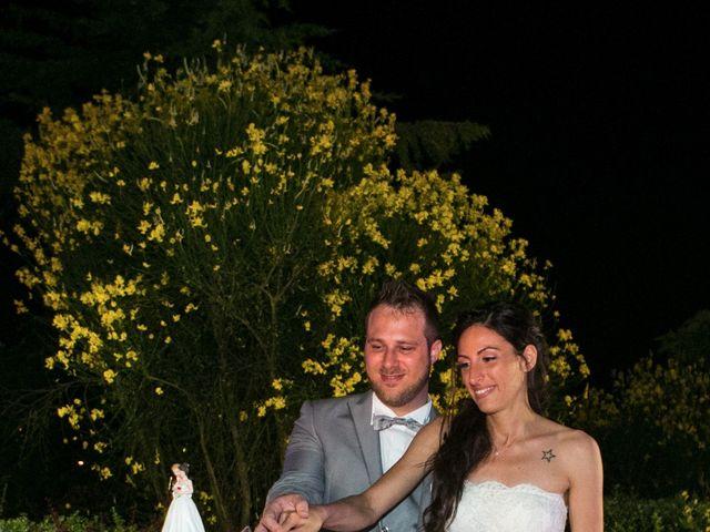 Il matrimonio di Enrico e Laura a Dozza, Bologna 37
