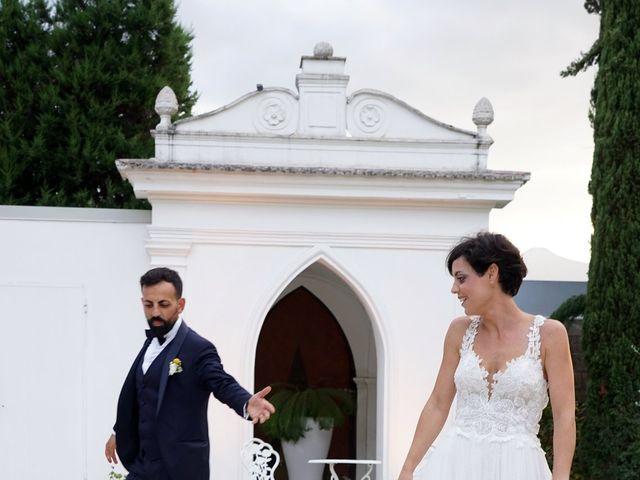 Il matrimonio di Angelo e Veria a Nola, Napoli 11