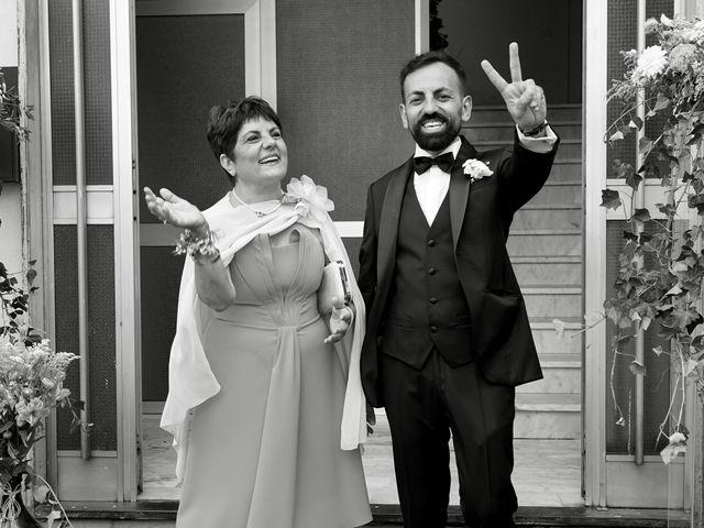 Il matrimonio di Angelo e Veria a Nola, Napoli 31