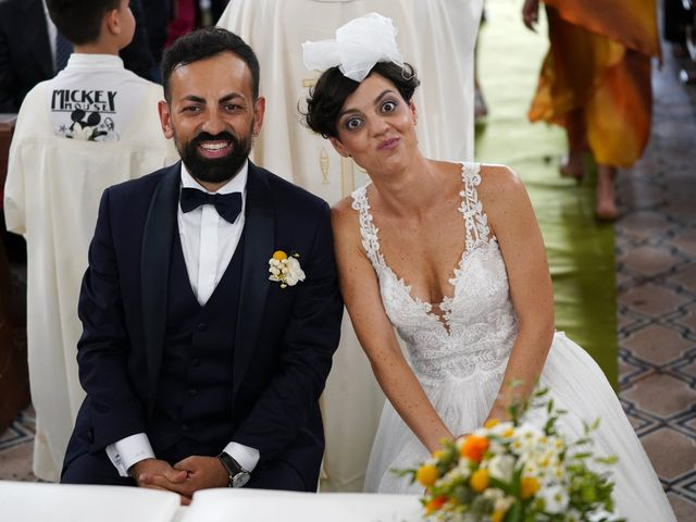 Il matrimonio di Angelo e Veria a Nola, Napoli 49