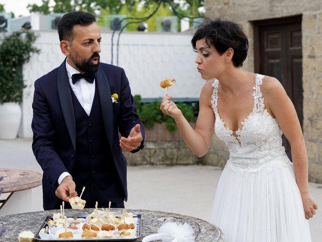 Il matrimonio di Angelo e Veria a Nola, Napoli 52