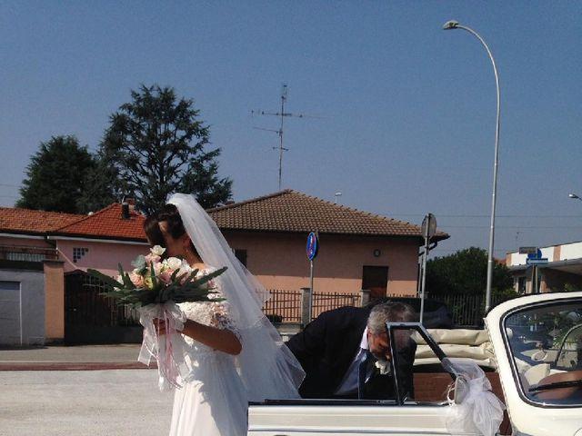 Il matrimonio di Andrea  e Francesca  a Bareggio, Milano 1