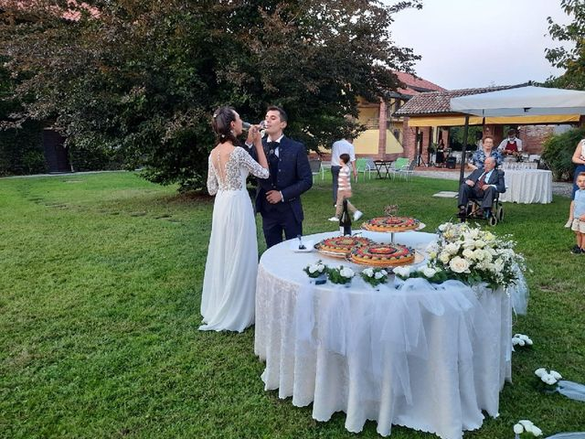 Il matrimonio di Andrea  e Francesca  a Bareggio, Milano 2
