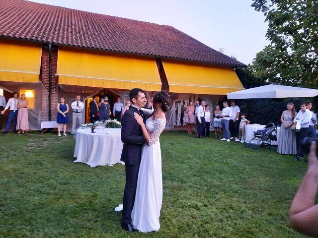 Il matrimonio di Andrea  e Francesca  a Bareggio, Milano 4