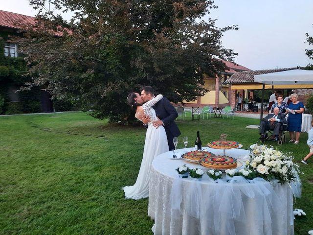Il matrimonio di Andrea  e Francesca  a Bareggio, Milano 6