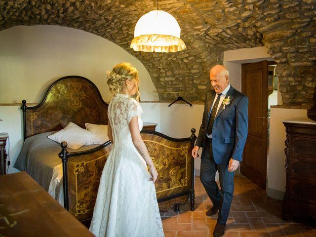 Il matrimonio di Gianmarco e Silvia a Filattiera, Massa Carrara 20