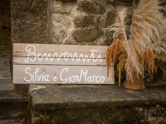 Il matrimonio di Gianmarco e Silvia a Filattiera, Massa Carrara 27