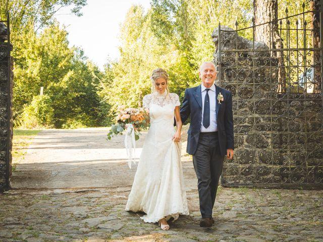 Il matrimonio di Gianmarco e Silvia a Filattiera, Massa Carrara 29