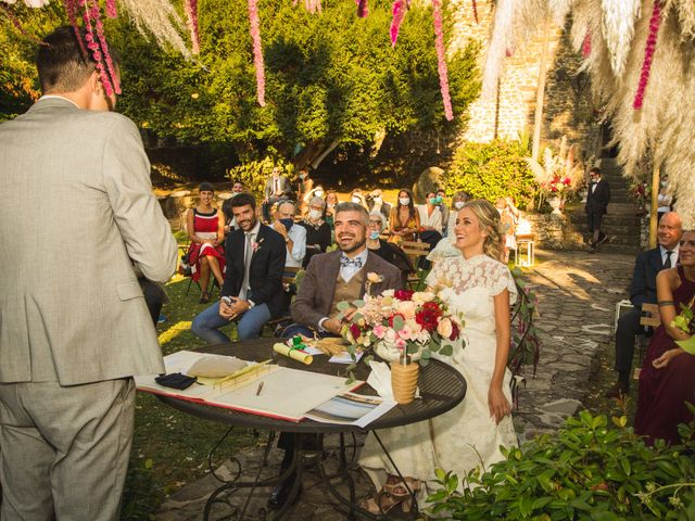 Il matrimonio di Gianmarco e Silvia a Filattiera, Massa Carrara 33