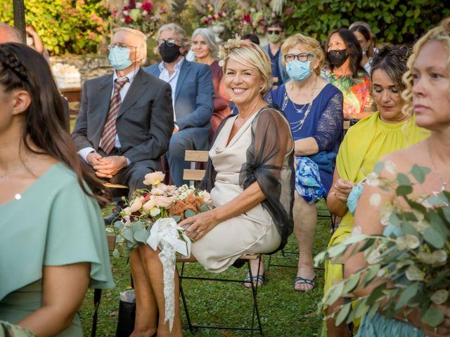 Il matrimonio di Gianmarco e Silvia a Filattiera, Massa Carrara 34