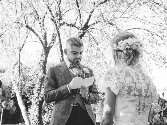Il matrimonio di Gianmarco e Silvia a Filattiera, Massa Carrara 35