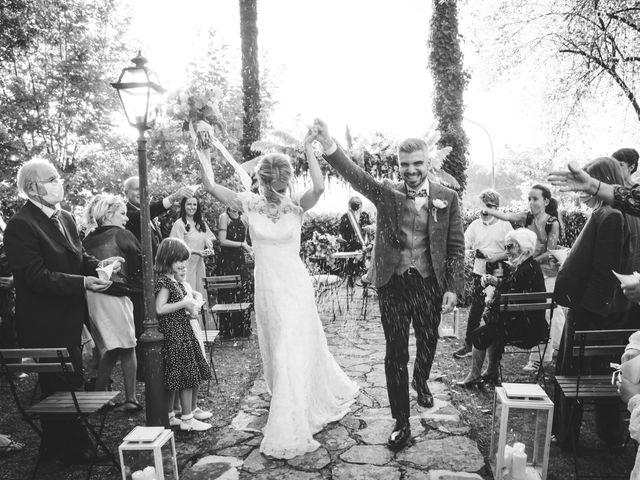 Il matrimonio di Gianmarco e Silvia a Filattiera, Massa Carrara 38