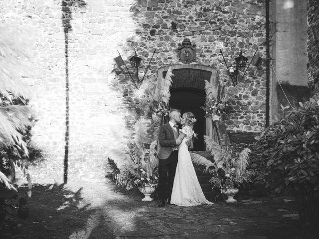 Il matrimonio di Gianmarco e Silvia a Filattiera, Massa Carrara 39