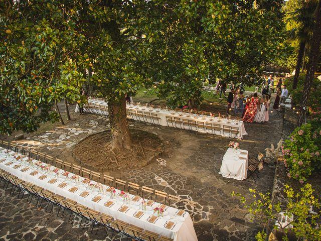 Il matrimonio di Gianmarco e Silvia a Filattiera, Massa Carrara 44