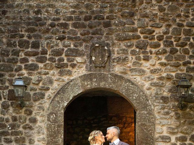 Il matrimonio di Gianmarco e Silvia a Filattiera, Massa Carrara 47