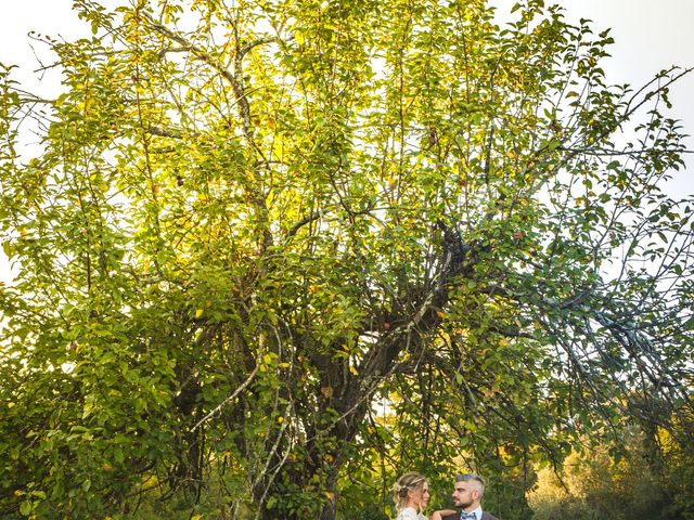 Il matrimonio di Gianmarco e Silvia a Filattiera, Massa Carrara 56