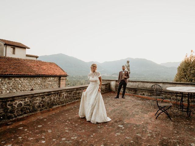 Il matrimonio di Gianmarco e Silvia a Filattiera, Massa Carrara 60